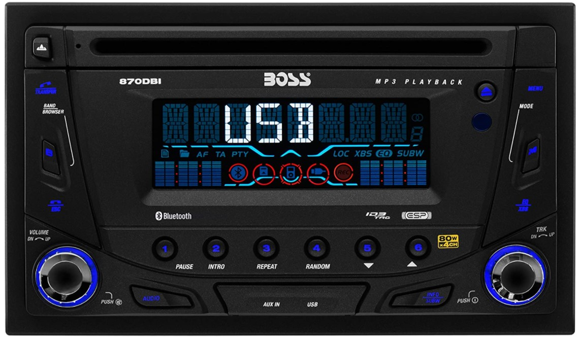 6 Best Double Din Head Unit With Navigation System
