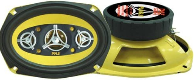 Car Eight Way Speaker System