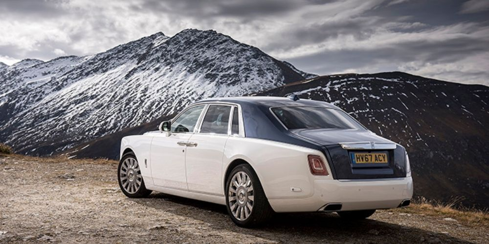 Evaluation of Rolls Royce at a glance