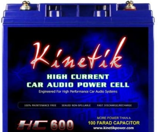 What is the best Battery for Car Stereo Systems?